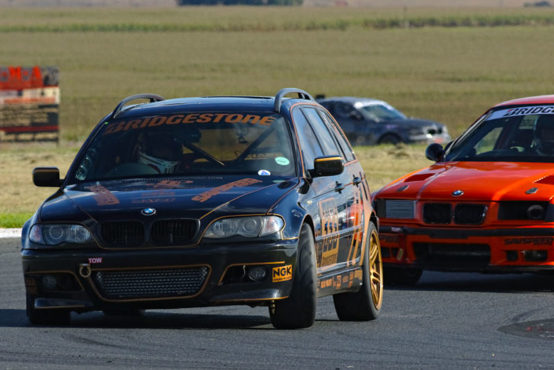 Class D: Jonathan Matos (Matossport BMW E46 330iT Touring)
