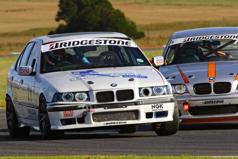 Driver of the Day: Nicholas Fischer (Inside Active Group BMW E36 328i)