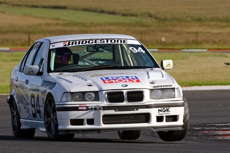 Class E: Hein van der Merwe (Stigworx BMW E36 325i)