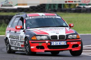 Class E - Manny Ribeiro - Bridgestone BMW Car Club BMW 325i Touring