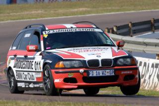 Class E: Manny Ribeiro (Bridgestone BMW E46 325i Touring)