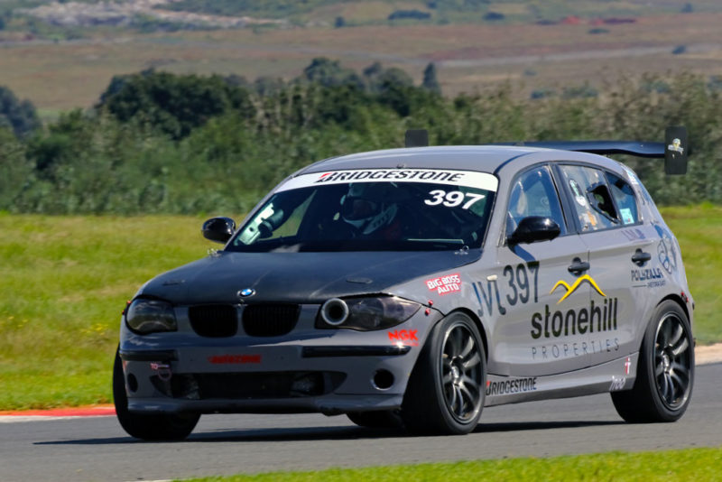 Class E: Thomas Potgieter (Stonehill Properties BMW E87 128i)