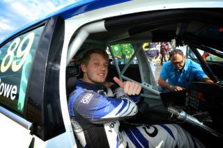 Daniel Rowe looks in good form ahead of the 2019 GTC season. Picture: Reynard Gelderbom