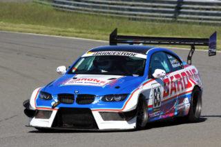 Darren Winterboer (Barons Motor Spares BMW E93 M3)