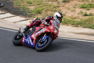 Clint Seller (King Price Yamaha R1) should be the man to beat in the races for 1000cc Superbikes. Picture: Paul Bedford. The Falken Polo Cup races should provide the day's closest competition. Picture: Paul Bedford.