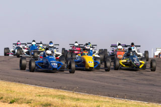 The Formula 1600 category should provide close action. Picture: Paul Bedford