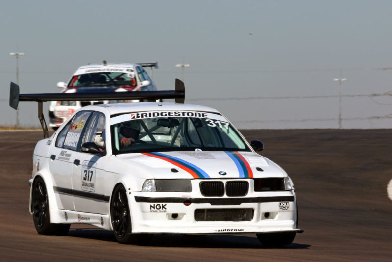 Driver of the Day: Matthew Wadeley (BMW E36 M3)