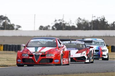 Franco di Matteo (Deltec Alfa GT) - G&H Transport Extreme Supercars