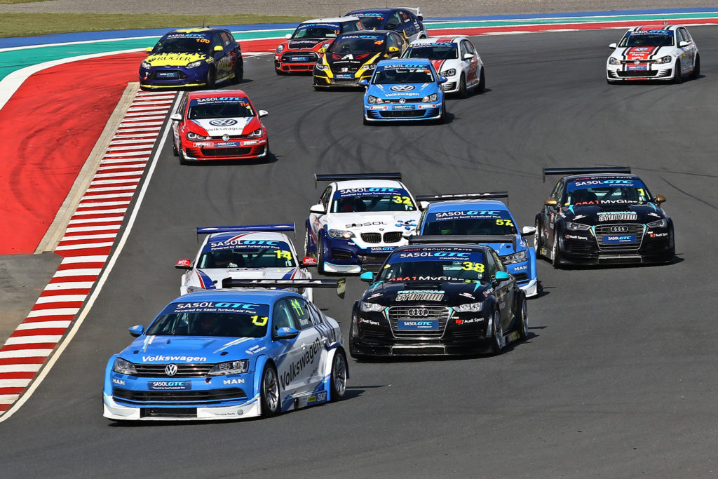 Expect action as the 2019 GTC championship gets underway at Dezzi Raceway. Picture: Reynard Gelderblom