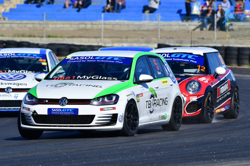 Bonafede And Stephen Share Victories At Killarney Raceway