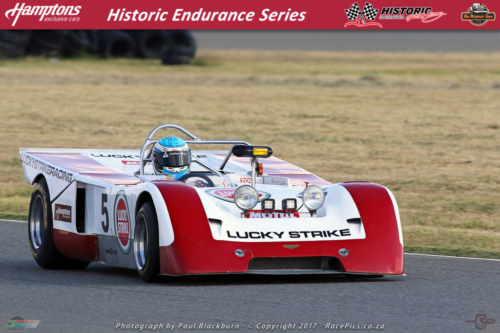 Chevron B19 to be driven by Colin Ellison and Greg Thornton in the Hamptons Historic Endurance Series