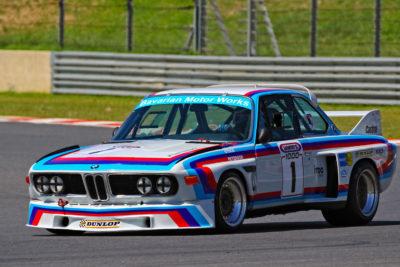 Class A: Jaki Scheckter (Pablo Clark Racing BMW E9 3.5 CSL)