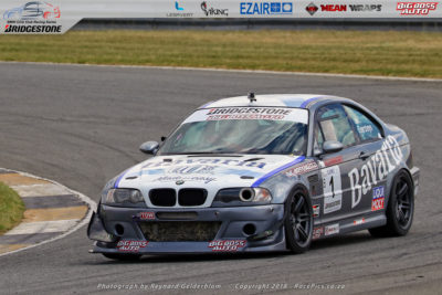 Jan Eversteyn (BMW E46 M3) - Picture by RacePics.co.za