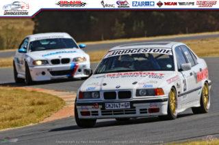 Jan Eversteyn - Bridgestone BMW Club Racing Series