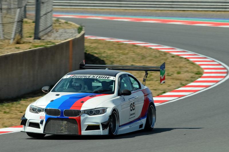 Leon Loubser (BMW E92 335i)