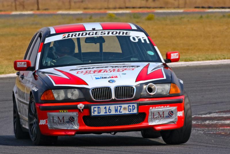Class E: Manny Ribeiro (Bridgestone/BMW Car Club BMW E46 325i Touring)