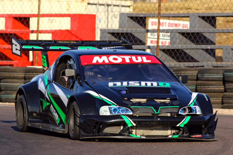 Marius Jacobs (AAA Recovery Nissan Tigra)
