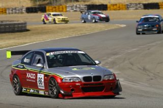 With a new engine fitted, Marx secured a victory and second place at the Phakisa Freeway