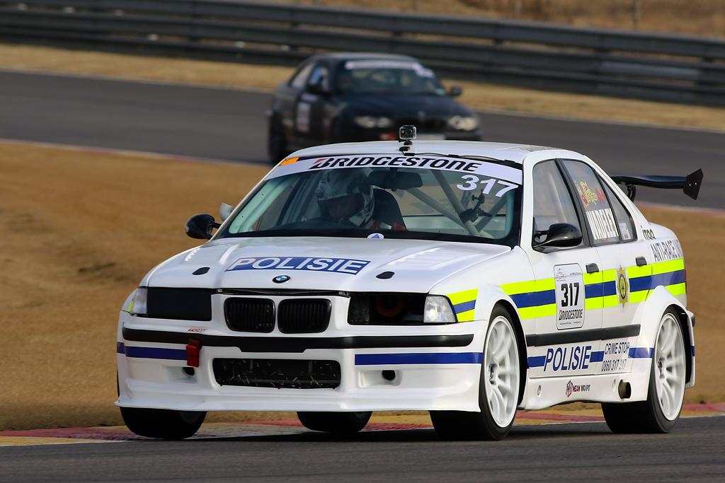 Matthew Wadeley (#BeldiePolisie BMW E36 M3)