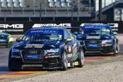 Michael Stephen - Engen Audi GTC. Picture: David Ledbitter
