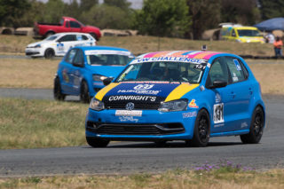 Ian Pepper extended his Class A championship lead at Midvaal Raceway - Picture by Paul Bedford