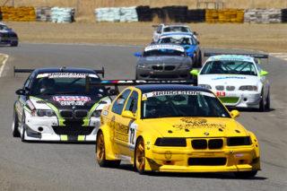 Paulo Loureiro Combined Racing BMW E36 M3 GTS Third in Championship