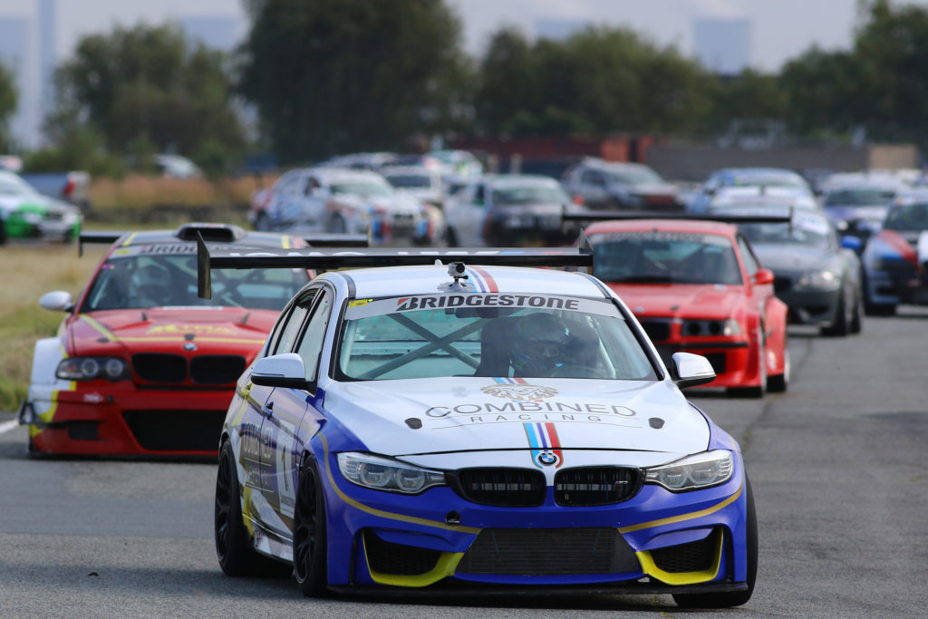 Fast paced battles expected out front in Round 3 of the Bridgestone BMW Club Racing Series