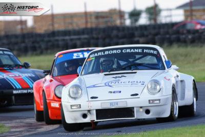 Peter Jenkins (Porsche 911 RSR) - Historic Endurance Series