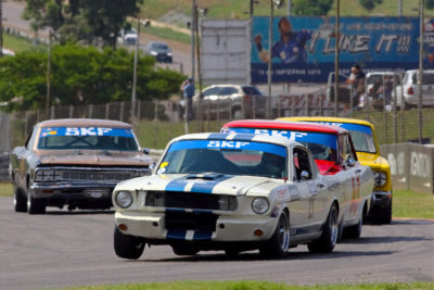 Peter Lindenberg (Shelby Mustang)