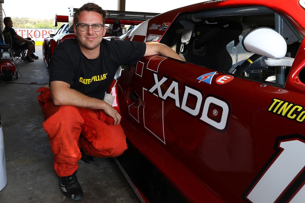 V8 Thunder Awaits Marx At Red Star Raceway Racepress