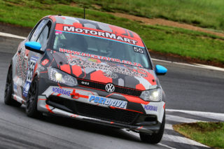 Mohamed Dangor will dig down even further in a bid to become a regular top-three contender in Class A. Picture: Reynard Gelderblom