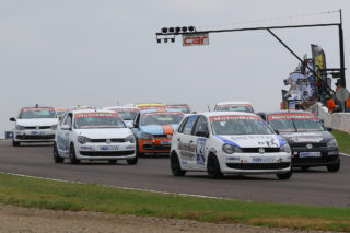 A technicality prevented Stiaan Kriel from taking home a full house of points in Class B. Picture: Reynard Gelderblom
