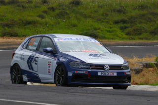 Chris Shorter knows that it won't be easy to replicate the results from Round 1 at Zwartkops Raceway. Picture: Reynard Gelderblom