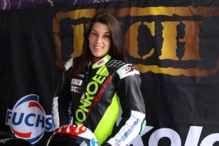 Zoé Bosch is looking forward to the opening round of the 2018 Zimbabwean National Superbike Championship - Picture by Reynard Gelderblom