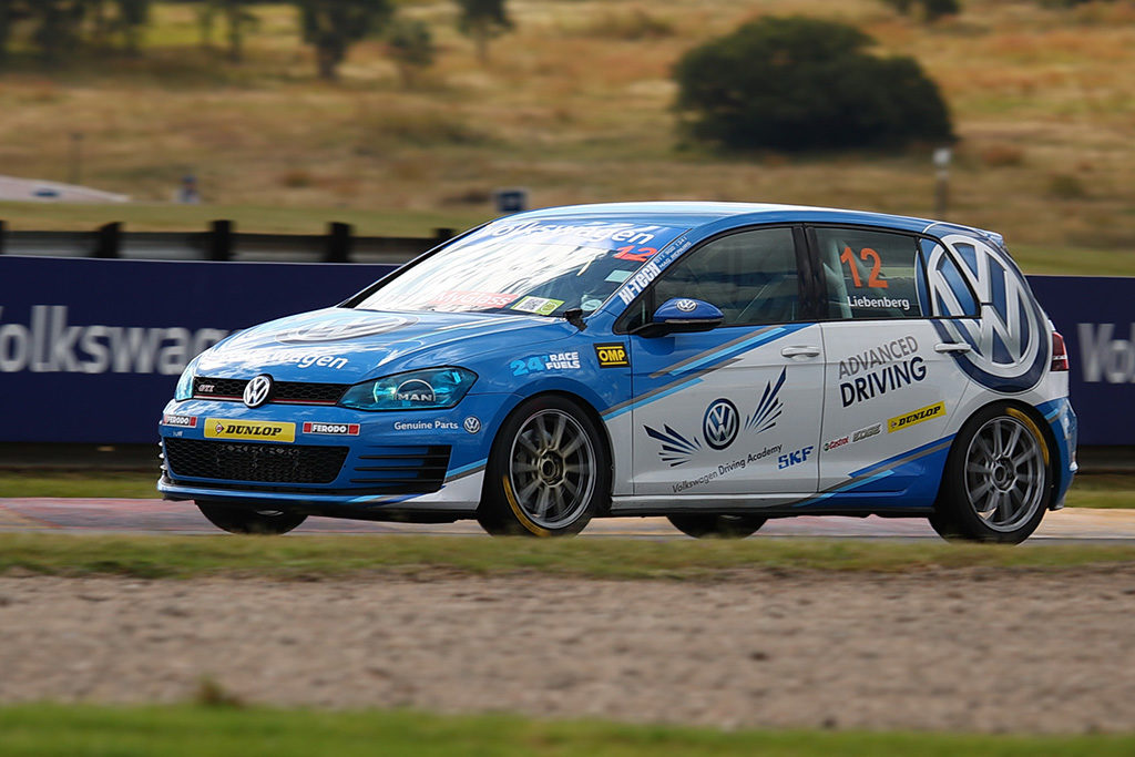 Liebenberg was untouchable at the last round at Zwartkops. Picture: Raymond Cornwell
