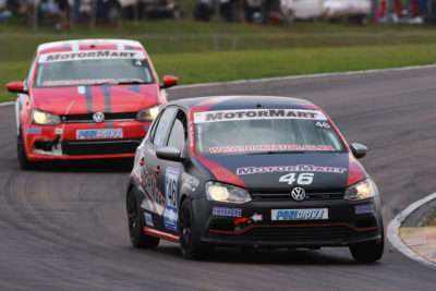 Zwartkops Raceway will see Quinton Needham's final MotorMart VW Challenge appearance. Picture: Paul Blackburn