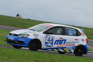 Two podium finishes and fastest laps saw Deon Holliday Jnr making a strong start Two podium finishes and fastest laps saw Deon Holliday Jnr making a strong start for the 2019 season. Picture: Reynard Gelderblom