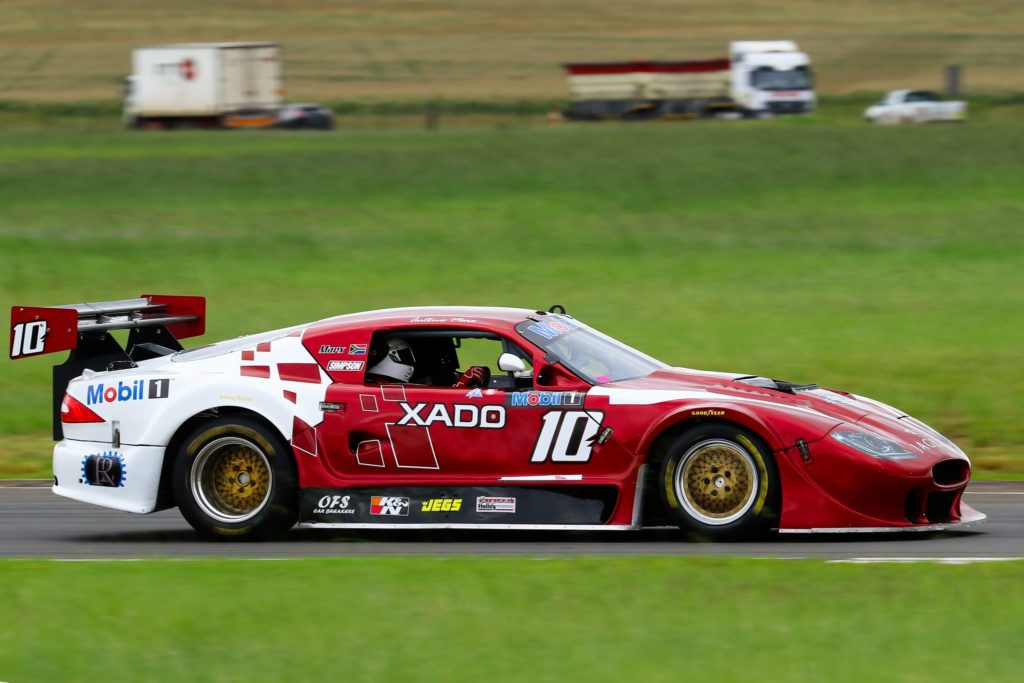Antonie Marx is will aim for a strong result at Zwartkops Raceway. Picture: Reynard Gelderblom
