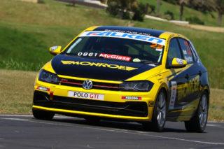 Matt Shorter is on an upward curve and motivated to excel at Zwartkops Raceway. Picture Reynard Gelderblom