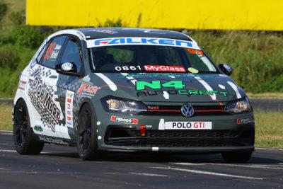 Stiaan Kriel is ready for a fierce contest at Zwartkops Raceway. Picture: Reynard Gelderblom