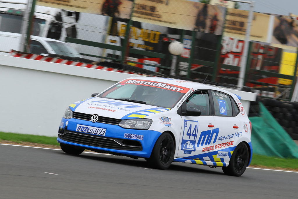 Deon Holliday Jnr will be aiming for a strong performance at Zwartkops Raceway. Picture: Reynard Gelderblom