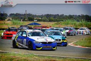 Round 2 of the 2019 Bridgestone BMW Club Racing Series. Picture: RacePics.co.za
