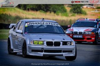 Bernard de Gouveia took the Class E win in Race 1. Picture: RacePics.co.za