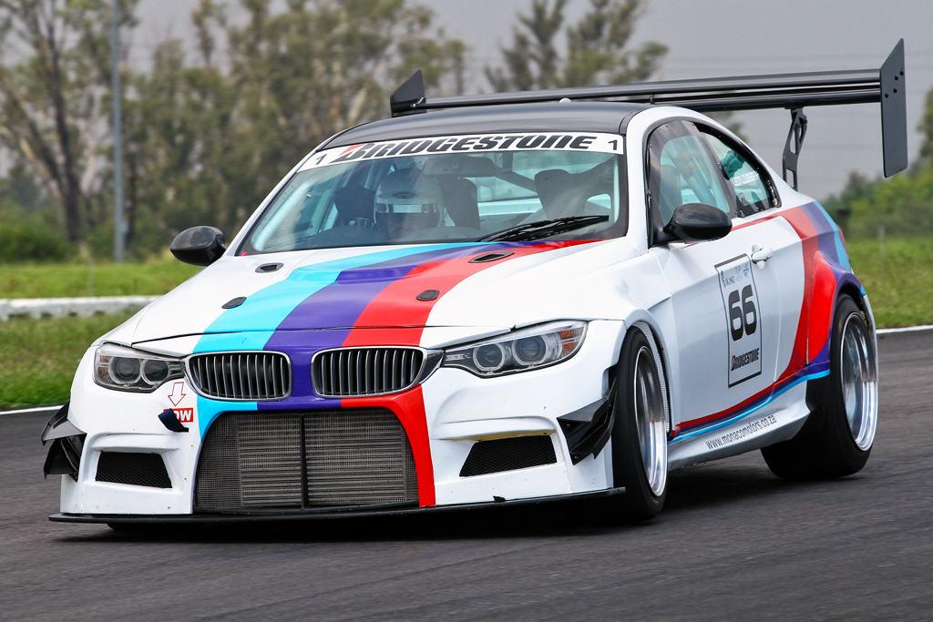 Bridgestone BMW Car Club Gauteng track day
