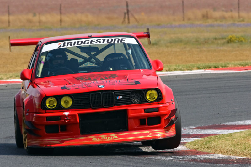 Class A: Rick Loureiro (Combined Racing BMW E30 325is)