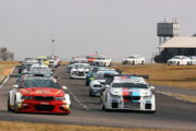 Round 04 of the Bridgestone BMW Club Racing Series at the Zwartkops Raceway on Sunday June 20