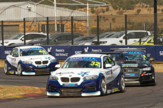 Gennaro Bonafede (Sasol BMW) will need victories in Cape Town, to keep his 2018 Sasol Global Touring Car title hopes alive - Picture by RacePics.co.za