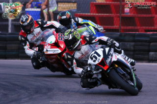 Shaun Vermaak - Industry Motorcycles Kawasaki ZX10