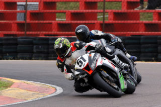 After an absense of more than a decade, motorcycles will return to the Midvaal Raceway on Saturday. Picture: Paul Bedford.