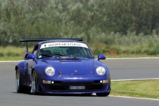 Time Trials: Brian Viljoen - Porsche 993 GT2